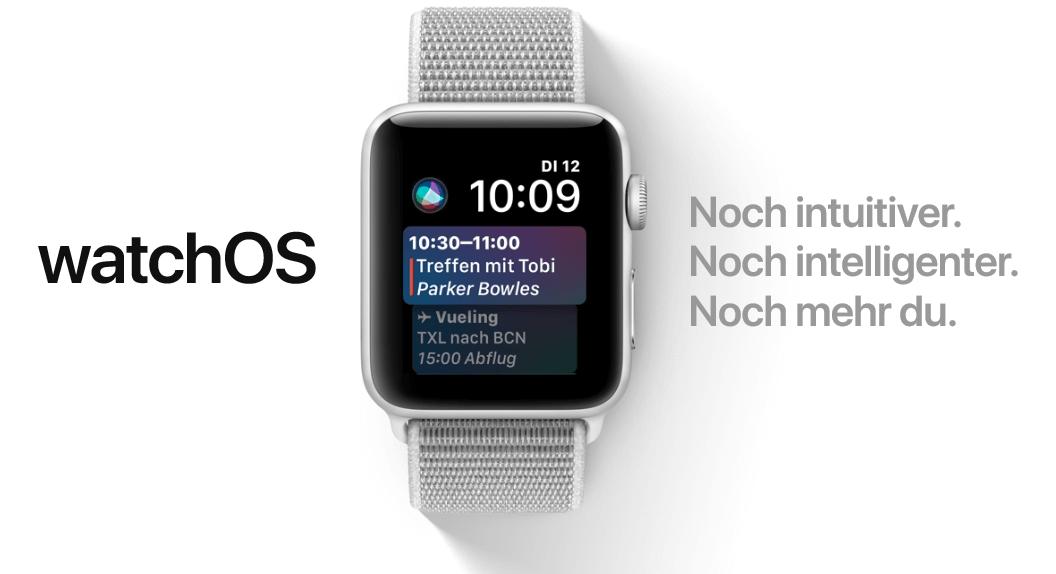 Apple Watch Series 3 und Watch OS 4 - Das sind meine Wünsche