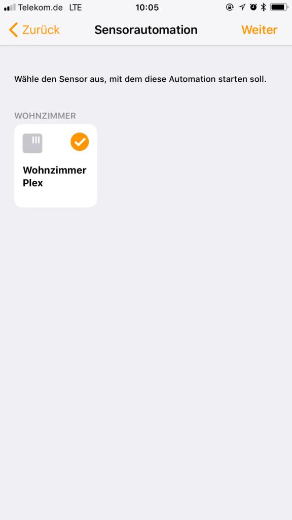 Homebridge auf dem Mac Teil 5: Plex in Homebridge einbinden