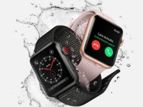 Apple Watch Splash
