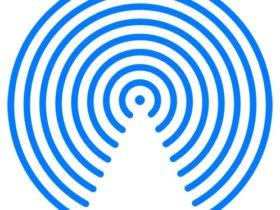 macOS: AirDrop Verknüpfung im Dock anlegen