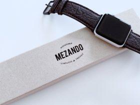 Apple Watch: Mezando Armbänder aus Pinatex