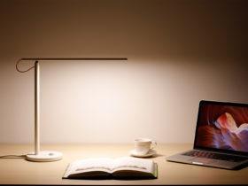 Xiaomi Mi LED Desk Lamp: Die smarte Schreibtischlampe