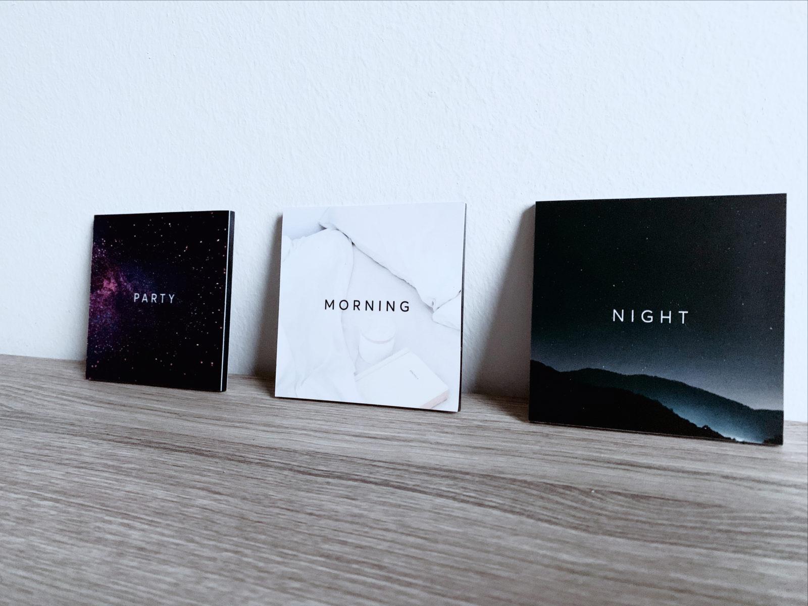 Senic Muse Blocks: Schöne NFC-Karten für euer zu Hause