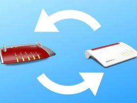 FRITZ!Box: Backup erstellen & wiederherstellen
